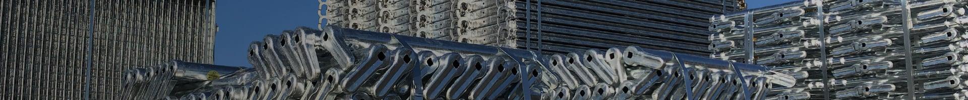 「仮設足場資材のレンタル」イメージ画像